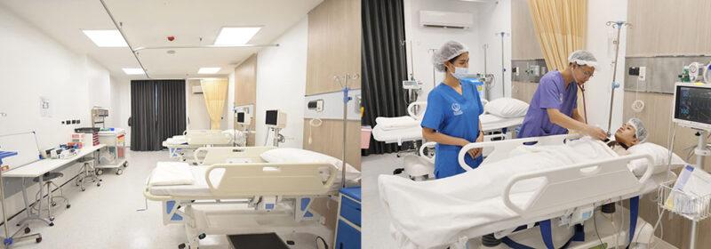 PACU dental hospital bangkok