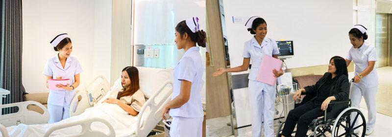 In-patient dental hospital