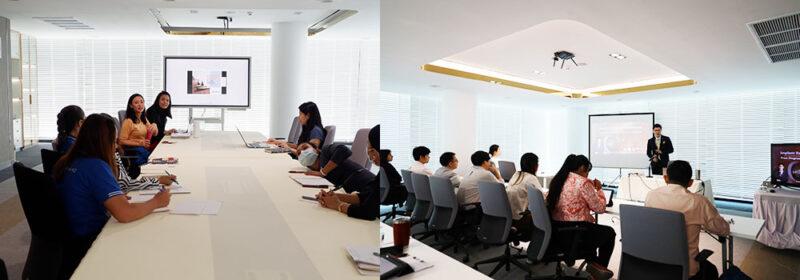 dental bangkok meeting rooms