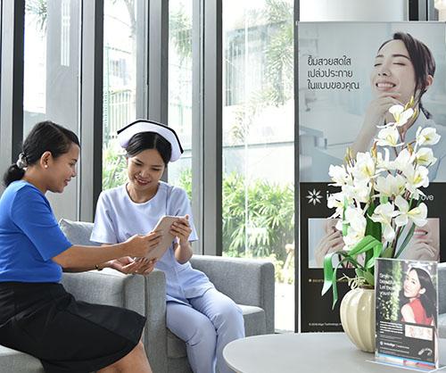thailand nurses