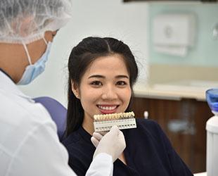 dental veneers aesthetic dentistry